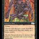Skirge Familiar - MINT (Magic MTG: Urza's Saga Card #157) UNPLAYED Black Uncommon, for sale