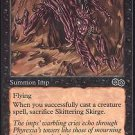 Skittering Skirge (MTG: Urza's Saga Card #158) Black Common, Magic the Gathering card for sale
