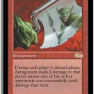 Antagonism - NEAR MINT (Magic MTG: Urza's Saga Card #173) UNPLAYED Red RARE, for sale