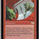 Antagonism - NEAR MINT (Magic MTG: Urza's Saga Card #173) UNPLAYED Red RARE, for sale