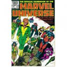 The Official Handbook of the Marvel Universe #13 : Book of the Dead and Inactive