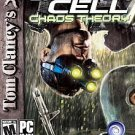 Tom Clancy's Splinter Cell Chaos Theory PC - with CD Key