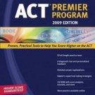 Kaplan ACT Premier Program 2009 by Kaplan (2009, Original, Package)