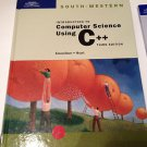 Introduction to Computer Science Using C++ by Todd Knowlton (2001, Paperback,...