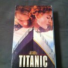 Titanic (1998, Video, VHS Format) two tapes