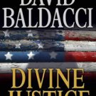 Divine Justice Bk. 4 by David Baldacci (2008, Hardcover)