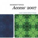 New Perspectives on Microsoft Office Access 2007 (Price Dropped!)
