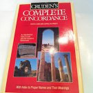 Cruden's Complete Concordance to the Old and New Testaments by Alexander...