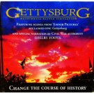 Turner Interactive GETTYSBURG Multimedia Battle Simulation PC Game 1994