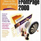 How to Do Everything with FrontPage 2000 by David N. Plotkin (2000, Paperback)