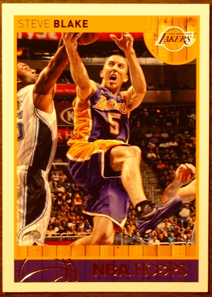 2013-14 Panini Hoops #7 Steve Blake