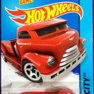 2015 Hot Wheels #9 Mig Rig