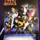 2015 Hot Wheels Star Wars #8 Jet Threat 3.0