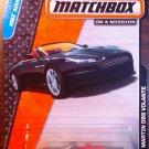 2014 Matchbox #4 Aston Martin DBS Volante