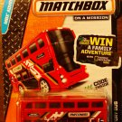 2014 Matchbox #6 Two Story Bus