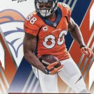 2014 Absolute Football Card #1 Demaryius Thomas