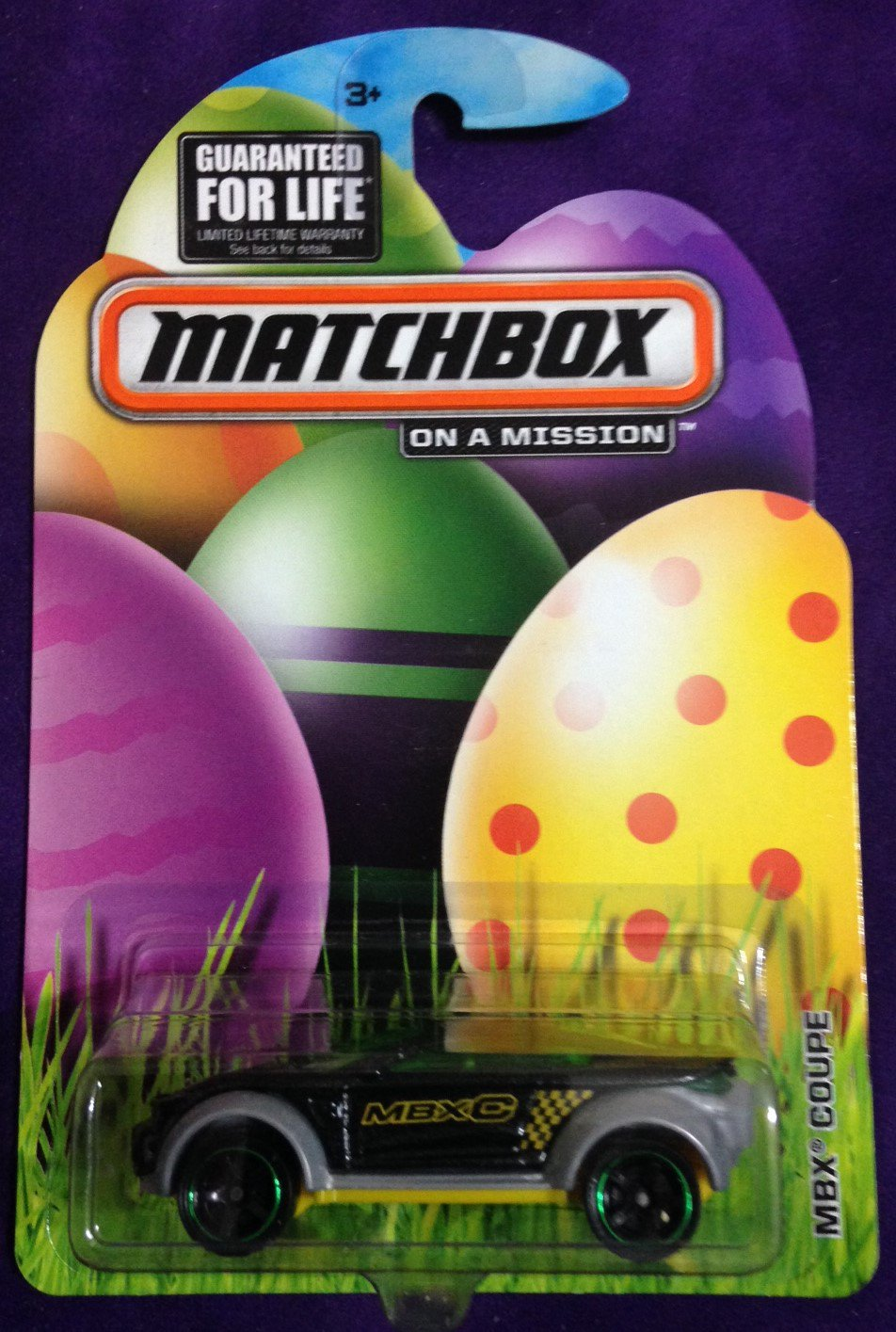 2015 Matchbox Easter #16 MBX Coupe