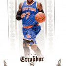2014 Excalibur Basketball Card #56 Carmello Anthony