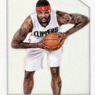 2015 Hoops Basketball Card #2 Josh Smith