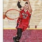2015 Hoops Basketball Card #16 Mike Muscala
