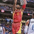 2015 Hoops Basketball Card #20 Terrence Jones