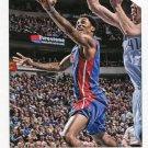 2015 Hoops Basketball Card #27 Brandon Jennings