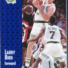 1991 Fleer Basketball Card #8 Larry Bird