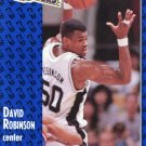 1991 Fleer Basketball Card #225 David Robinson