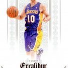 2014 Excalibur Basketball Card #99 Steve Nash