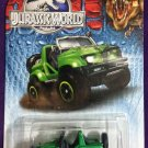 2015 Matchbox Jurassic World #4 Cliff Hanger