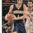 2015 Hoops Basketball Card #44 Luis Scola