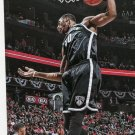 2015 Hoops Basketball Card #50 Thaddeus Young