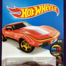 2016 Hot Wheels #58 Corvette Stingray