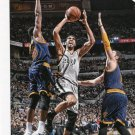 2015 Hoops Basketball Card #60 Tim Duncan