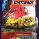 2016 Matchbox #1 Heavy Railer