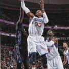 2015 Hoops Basketball Card #78 Robert Cunningham