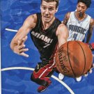 2015 Hoops Basketball Card #81 Goran Dragic
