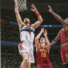 2015 Hoops Basketball Card #84 Marcin Gortat