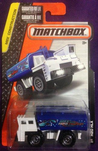 2015 Matchbox #32 H2O HLX