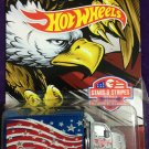 2016 Hot Wheels Stars & Stripes #7 Hiway Hauler II