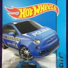 2015 Hot Wheels #50 Fiat 500