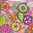 Grown Up Coloring Book Floral Designs 4