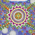 Grown Up Coloring Book Geometrical Designs 2