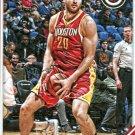 2015 Complete Basketball Card #57 Donatas Motiejunas