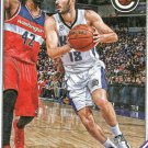 2015 Complete Basketball Card #141 Omri Casspi