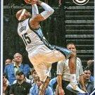 2015 Complete Basketball Card #228 Vince Carter