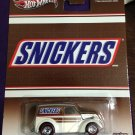 2013 Hot Wheels M & M Mars #3 Anglia Panel Truck