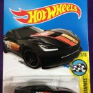 2016 Hot Wheels #180 14 Corvette Stingray