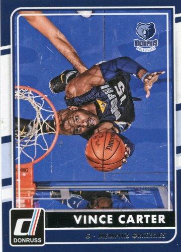 2015 Dunruss Basketball Card #5 Vince Carter
