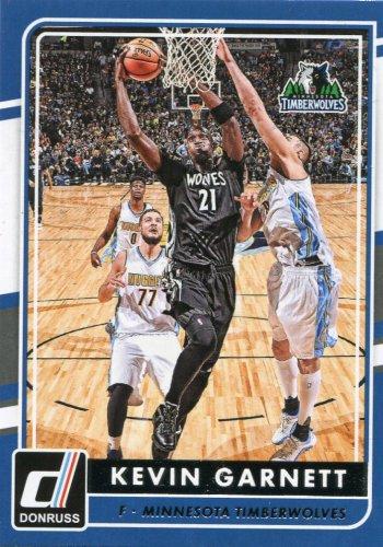 2015 Dunruss Basketball Card #159 Kevin Garnett